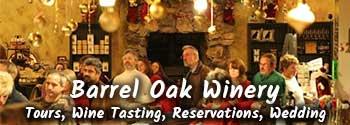 Barrel Oak Winery - Falcon Cab