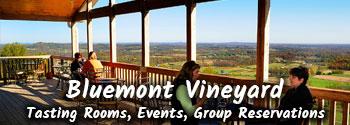 Bluemont Vineyard - Falcon Cab