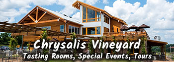 Chrysalis Vineyards - Falcon Cab