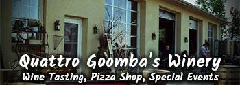 Quattro Goombas Winery - Falcon Cab