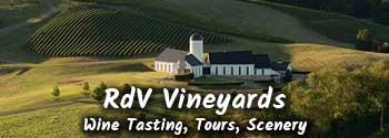 RdV Vineyards - Falcon Cab